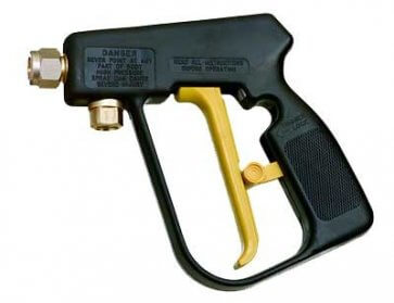 Pistola de Pulverização TeeJet (AA30A) - Canal Agrícola