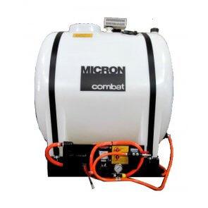 Pulverizador Micron Combat Básico 1000 Litros Bomba 5904 com Regulador de Pressão (CBT100BA5) - Canal Agrícola