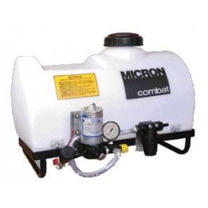 Pulverizador para Pick-ups e Caminhonetes 50 Litros com Pressostato Micron (CBT05PU2) - Canal Agrícola