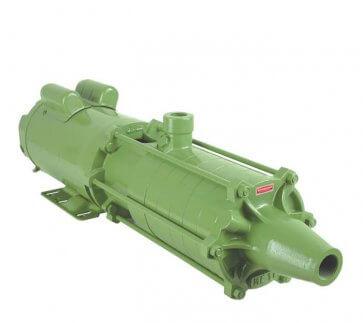 Motobomba Centrífuga Multiestágios Schneider ME-AL1420V 220V Trifásico 2 CV - Canal Agrícola