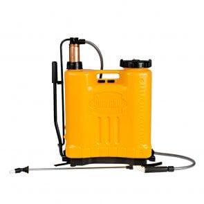 Pulverizador Costal de Alavanca com pistão de cobre SP 20 litros Guarany (0405.11.60)
