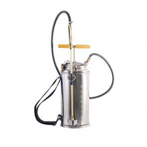 Pulverizador Costal de Compressão Prévia Inox com Manômetro 11,4 Litros - Super 2S Guarany (0441.20.00)