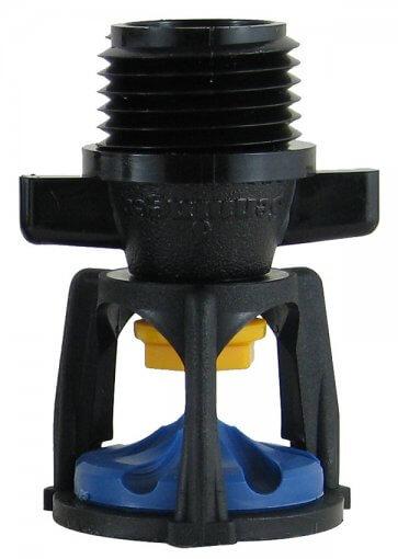 Aspersor Rotativo Mini-Wobbler Invertido Senninger - Canal Agrícola