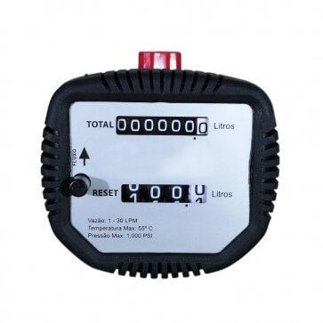 Medidor Mecânico para Óleo Lubrificante 35 l/min