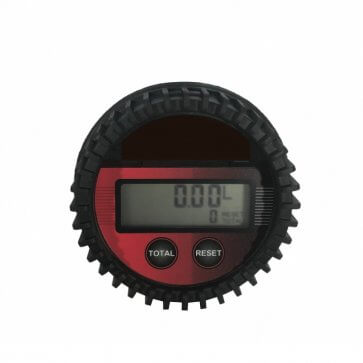 Medidor Digital para Óleo Lubrificante Rosca 1/2 pol 35 l/min