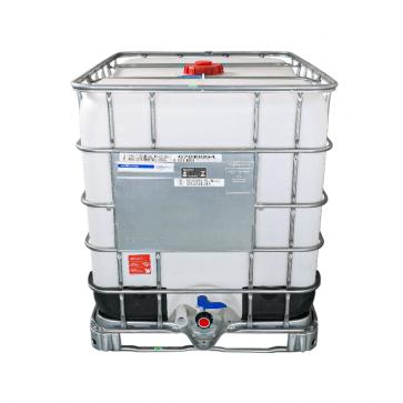 Reservatório Container IBC com Palete em Aço 1000 Litros