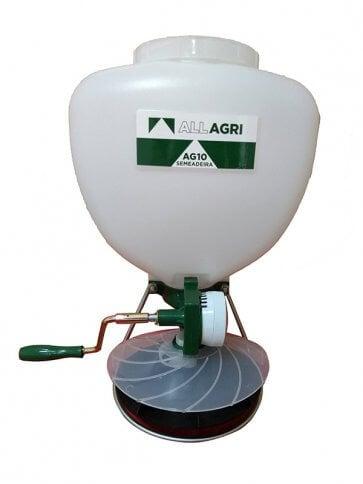 Semeadora de Capim Manual All Agri AG-10 - Canal Agrícola