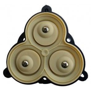 Diafragma Santoprene Bomba Shurflo 2088 (94-238-03)