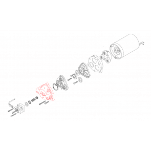 Cabeçote Bomba Hypro ShurFlo Série 8000 Solar (SHU0054)