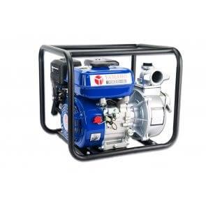 Motobomba Gasolina Motor 4 Tempos 5,5 CV Yamaho (YH20-C) - Canal Agrícola