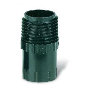 """Adaptador Plástico Para Aspersores e Borbulhadores 1/2"""" Macho PA-80 - Rain Bird (A44400) - Canal Agrícola"""