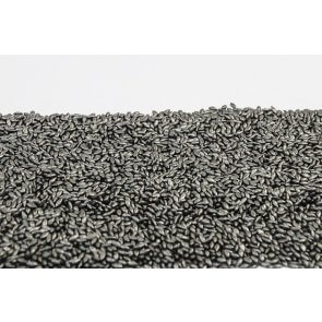 Semente de Capim Paiaguás (Brachiaria brizantha) - 10Kg - V/C: 80 (8 a 9 Kg/ha) - Incrustada Advanced - Soesp