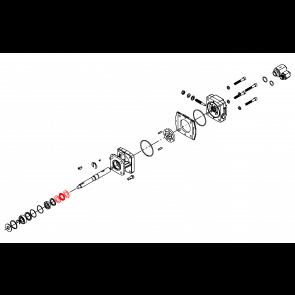 Rolamento de Encosto Motor Hidráulico Hypro (2029-0014)