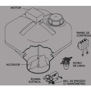 Aplicador de Cal Micron Hidrolix (CBT10HI1)