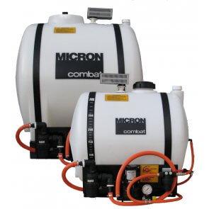 Pulverizador Micron Combat EX de 300 Litros Bomba 5904  (CBT30EX5) - Canal Agrícola