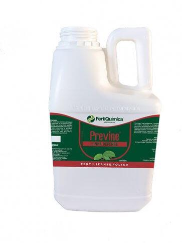 Fertilizante Foliar Fisioativador Previne 5 Litros Fertiquímica - Canal Agrícola