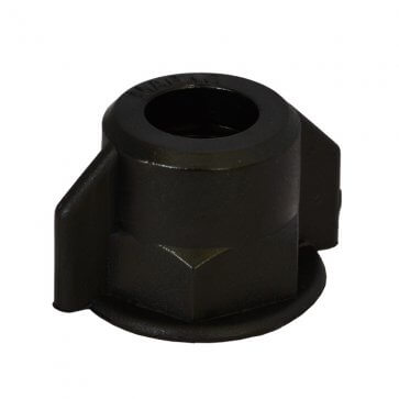 """Capa Curta Universal para Rosca 11/16"""" Magnojet exceto MJC e MJE com Anel de Vedação (M218 + M216)"""