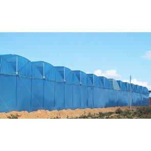 Filme Plástico para Cobertura de Estufa - 150 Microns - Suncover AV Blue