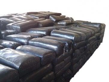 Saco Plástico para Silagem 1,20x0,57m - Canal Agrícola