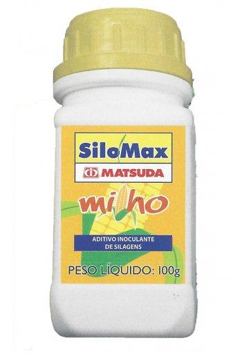 Inoculante para Silagem de Grãos Silomax Milho 100g Matsuda - Canal Agrícola