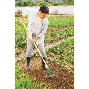 Cultivador de Solo Rotativo Sem Cabo para Hortas e Jardins Trapp