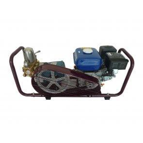 Pulverizador Estacionário com Base e Motor à Gasolina 6,5 HP Yamaho HS-40 (HS40BIM65)